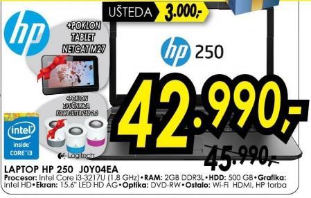 Laptop 250 J0y04ea