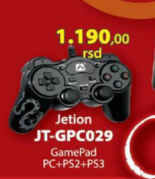 Gamepad JT-GPC029