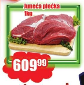 Juneća plećka