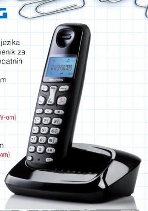 Bežični telefon DUO D160