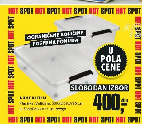 Kutija Arne