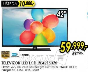 "Televizor  42"" Ue42f5070"