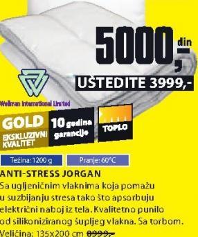 Jorgan Anti-stres