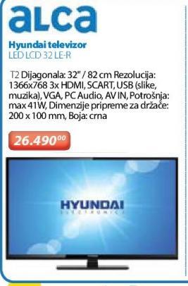 """Televizor LED 32"""" LE-R"""