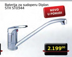Baterija za sudoperu, Diplon, STH ST0 344