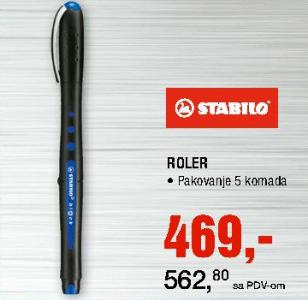 Hemijska olovka Roler - Stabilo