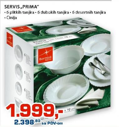 Servis ''PRIMA''