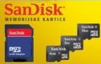 Memorijske SD Kartice 4GB