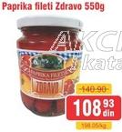 Paprika crvena fileti