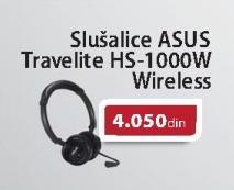 Slušalice Travelite Hs-1000w Wirwless