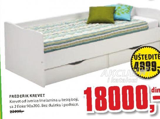 Krevet Frederik