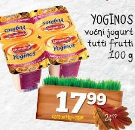 Voćni jogurt tutti frutti