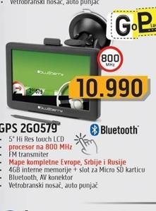 GPS Navigacija 2GO579