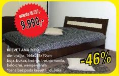 Krevet Ana 1600