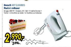 Mikser MFQ3030S