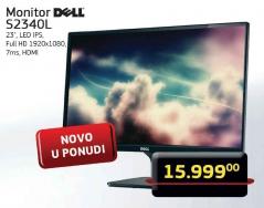 Monitor S2340L