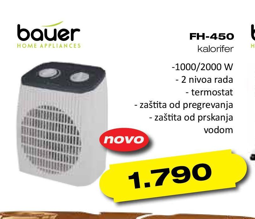 Kalorifer FH450