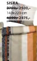 Set posteljine Siska