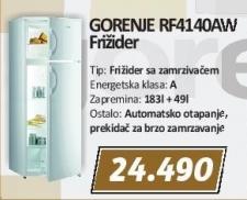 Frižider Rf4140aw