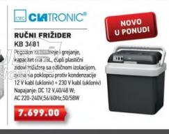 Ručni frižider KB 3481