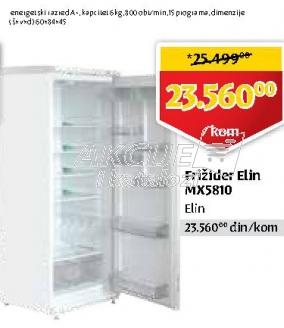 Frižider MX5810