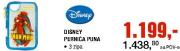 Pernica puna Disney