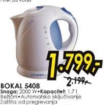 Električni Bokal 5408