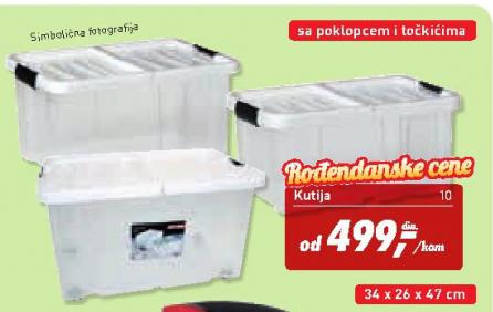 Kutija Premium