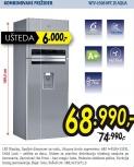 Frižider Kombinovani WTV 4598 NFC IX AQUA