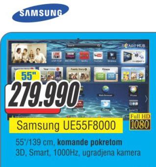 LED Televizor  UE55F8000
