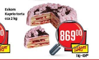Torta Kaprio