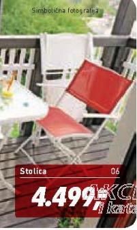 Baštenski stolica Colour