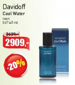 Muški parfem Cool Water, Davidoff