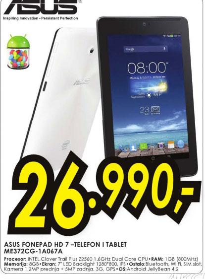 Tablet ME372CG-1A067A