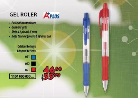 Gel Roler
