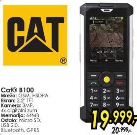 Mobilni telefon Cat B100
