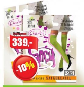 Ženske čarape natkolenice