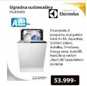Ugradna Sudomašina ESL4550RO