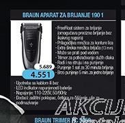 Električni brijač 190S