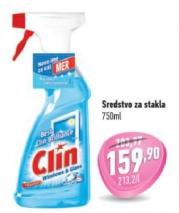 Sredstvo za čišćenje staklenih površina