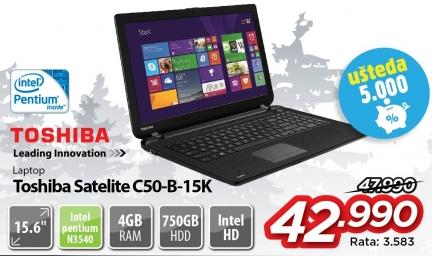 Laptop Satellite C50-B-15k