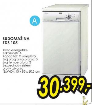 Sudomašina ZDS 105