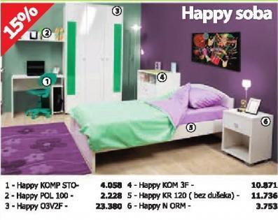 Komoda Happy Kom 3f