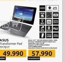 Tablet Transformer Pad i dock TF701T 1B051A