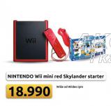 NINTENDO Wii mini (Red) + Wii Skylanders Starter Pack - RVL-201SKY