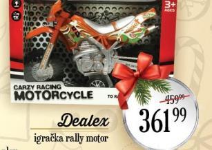 Igračka rally motor