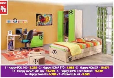 Krevet Kr90 Happy