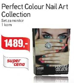 Perfect colour nail art collection