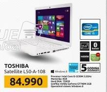 Laptop Satelite C850