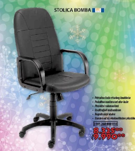 Stolica Bomba